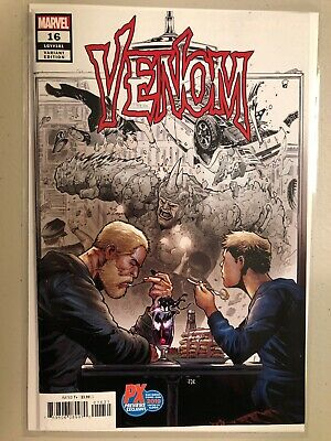 Venom 16 PX Previews SDCC 2019 Exclusive Variant Marvel 2019 NM