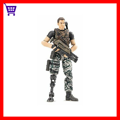 Hiya Toys Aliens Colonial Marine Cruz 1:18 Scale Action Figure