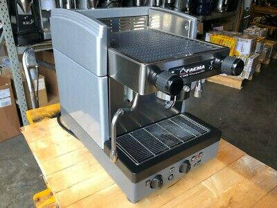 Faema Compact E98 S1 2008 Model - As new condition, never used.