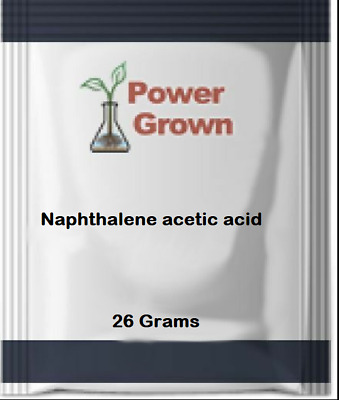 25g Naphthalene acetic acid 98% Naphthaleneacetic Authentic Made in America