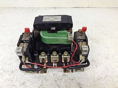 GE General Electric CR106E0 Starter Size 3 380/460 VAC Coil 55501336G4