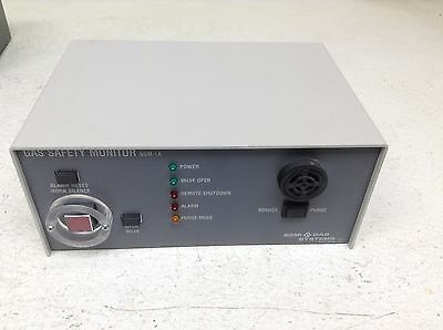 Semi Gas Systems GSM-1A GAS Safety Monitor GSM1A