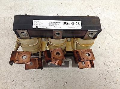 Emerson CT LR2-L-273-C Three Phase Line Reactor 600 V 280 A LR2L273C (TB)