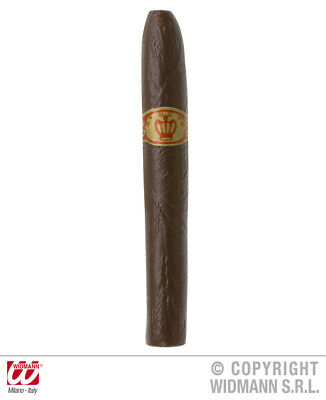 Cigar 12Cm - Get Smoked Out With This Fantastic Fake Cigar Fancy Dress