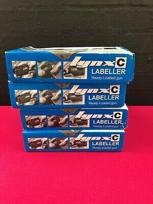 Lynx 8-24 Pricing Labeller / Label  Gun ( 4 Available ) Boxed