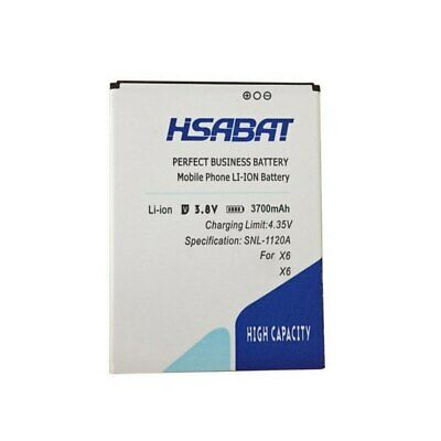 HSABAT 3700mAh Mobile Phone Battery for Doogee X6 for Doogee x6 pro