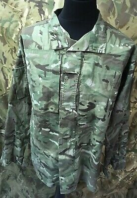 British Army Issue MTP S95 Cut Warm Weather Jacket//Barrack Shirt Various Sizes