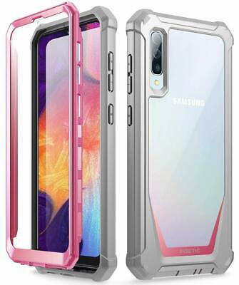 Samsung Galaxy A50 Case Poetic® Ultra Hybrid TPU Bumper Shockproof Cover Pink