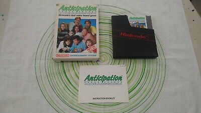 ANTICIPATION per Nintendo Nes USA