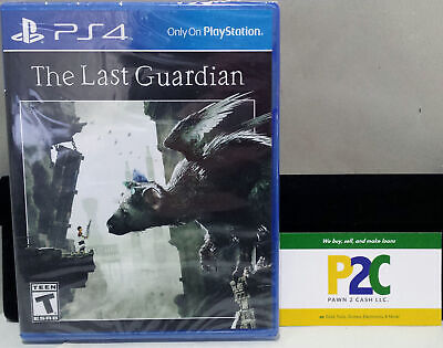 Last Guardian PS4 (Sony PlayStation 4, 2016) Brand New Sealed