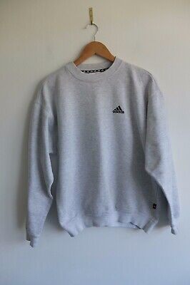 watch store timeless design VINTAGE ADIDAS SWEATSHIRT/SWEATER/TOP | XS/S | light grey ...