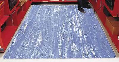 NOTRAX 470S3660BU-RS Antifatigue Mat,Blue,3ft. x 5ft.
