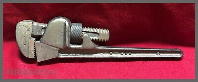 """Ampco Non-Sparking Straight Pipe Wrench #W-210 1-15/16"""" x 8"""" - Serrated"""