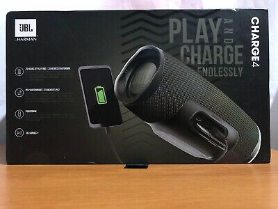 JBL Charge 4 Portable Bluetooth Speaker - Green New & Sealed