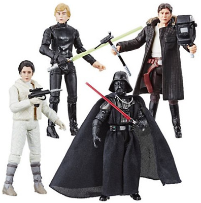 Star Wars The Vintage Collection Action Figures Wave 5 (4 Pack)