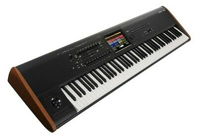 KORG KRONOS X 61-key KEYBOARD CUSTOM FIT DUST COVER MADE IN USA EMBROIDERY