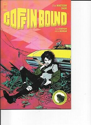 2019 COFFIN BOUND #1 MAIN COVER NM NEW IMAGE COMICS 1st print HOT