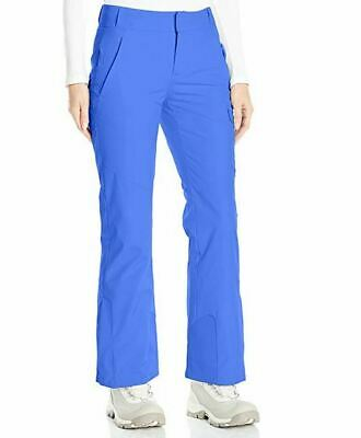 Spyder Womens Me Tailored Fit Pants,Ski Snowboarding, Size 2, Inseam Long (31)