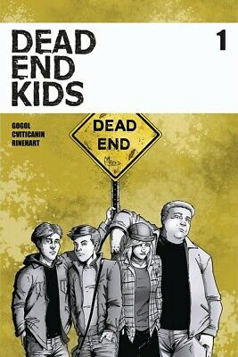 Dead End Kids #1 2019 Source Point Press 1st Print Sold Out