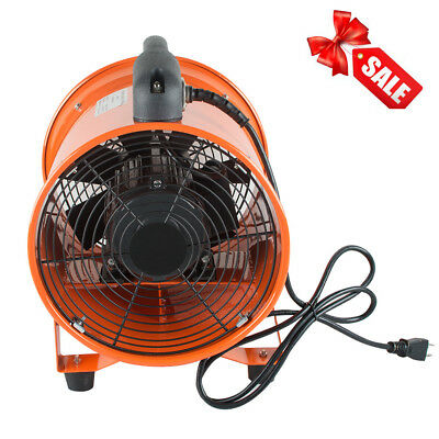 PORTABLE VENTILATION 12 Inch Fan Blower 32 Feet Flexible ...