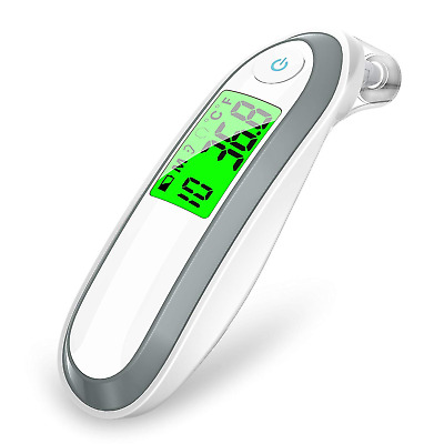 Forehead and Ear Thermometer, Digital Medical Infrared Fever Thermometers for CE