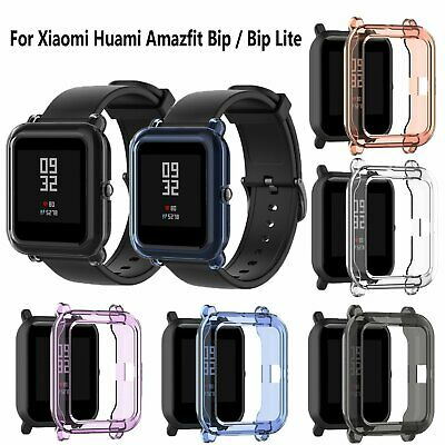 Soft Case Cover Shell Protector for Xiaomi Huami Amazfit Bip / Bip Lite watch