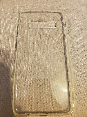 Samsung Galaxy S10+ Plus 10 10e Ringke FUSION Clear Shockproof Cover Case