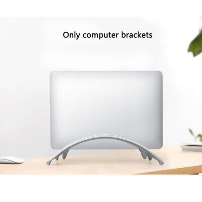 Vertical Laptop Stand Aluminium Desktop Great Stability for MacBook Pro Air AU
