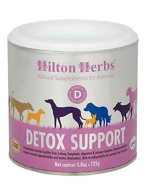 Hilton Herbs Canine Detox Support 125 G