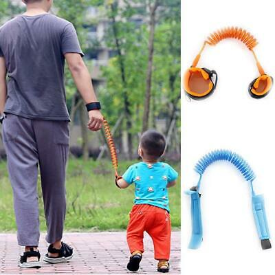 Toddler Kids Baby Safety Walking Harness Anti-lost Strap Wrist Leash Belt Hand