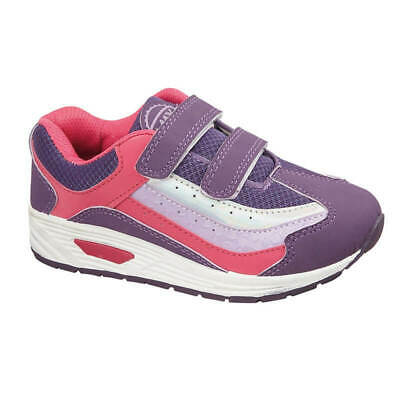 Childrens Kids Boys Girls Sports Running Trainers PE Gym Shoes Casual Sneakers