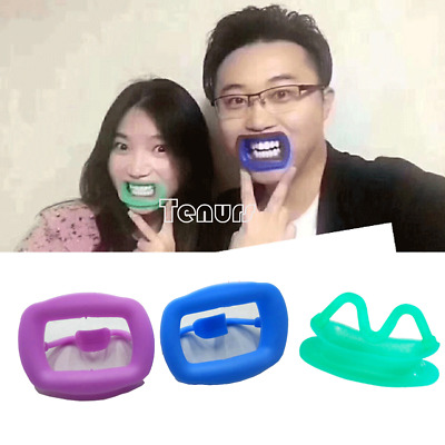 10X Newly Orthodontic Dental O Mouth Opener Intraoral Cheek Lip Retractor 3color