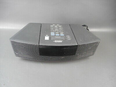 Bose Wave Music System  AM/FM Radio/CD Player Black