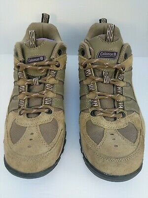 541f26a8010 COLEMAN HIKING ANKLE Boots Sz 8.5 Cypress-W Women's Hunting Fishing ...