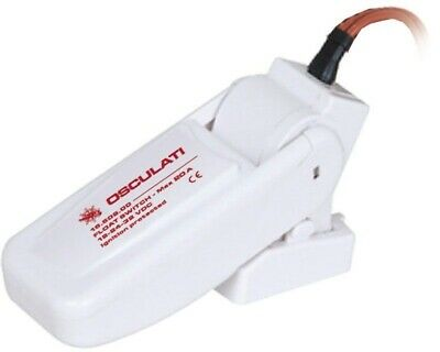 OS1660350 572188 Automatic Switch for Bilge Pumps 20A/12V 10A/24V - Activation 5