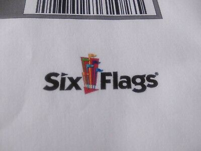 Two Six Flags America (Baltimore/Washington) Rides & Waterpark Tickets