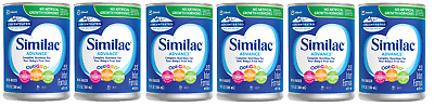 Similac Advance OptiGro Concentrated Infant Formula, 13 oz (6 Pack)