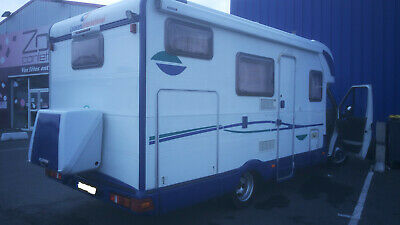 camping car Caravane internationale porteur ford