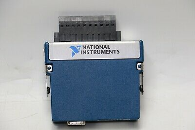 National Instruments Ni-9265 198845A-01L 4-Ch, C Series Current Output Module