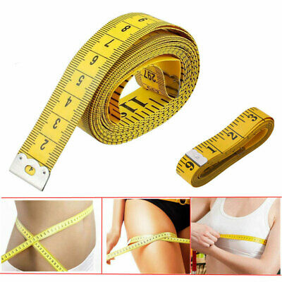 "120"" Soft Measuring Tape Cloth Body Ruler Tailor Measure Seamstress Sewing 3m"