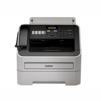 Brother FAX-2840 Laser Fax Machine [OLMH] XI3-FAX-2840