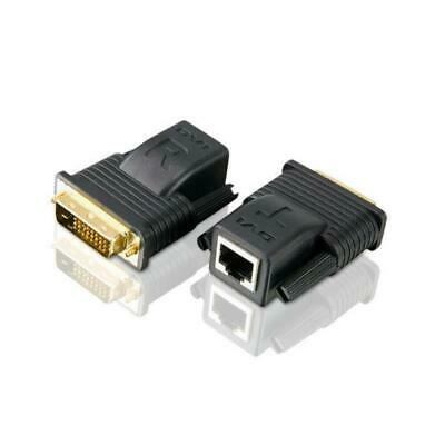 Aten VanCryst Mini DVI Over Cat5 Video Extender - 1920x1200 or 20m Max [6R63] LD