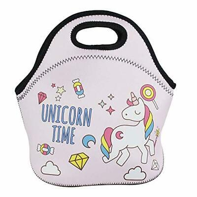 e3b7723f6b8b KID LUNCH BOXES by Silverflye- Girls Insulated Lunch Box- Quality ...