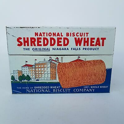 Nabisco Biscuits Recipe Box With Recipes