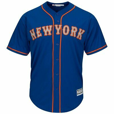 Majestic Authentic Cool Base Jersey - New York Mets
