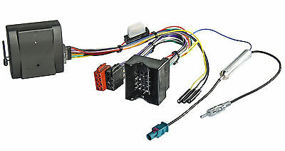 CAN-Bus Interface Radio Adapter VW Passat B5/3BG B6/3C CC B7 Eos Polo 9N 9N2 6R