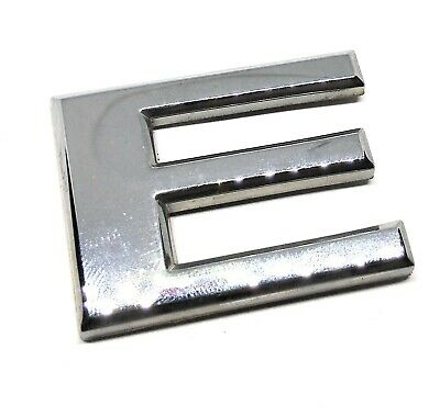 LETTER E 04-09 Nissan Quest Rear Lift Gate Hatch Trunk Emblem Badge Sign Symbol