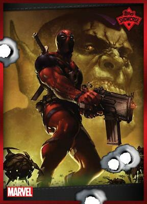 Topps Marvel Collect TOPPS SHOWCASE 2019 Deadpool #6 [DIGITAL CARD]
