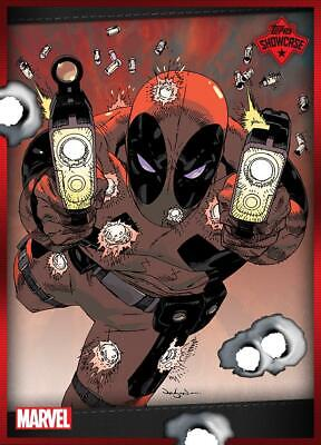 Topps Marvel Collect TOPPS SHOWCASE 2019 Deadpool #2 [DIGITAL CARD]