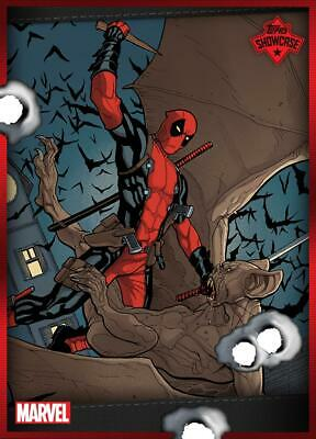 Topps Marvel Collect TOPPS SHOWCASE 2019 Deadpool #11 [DIGITAL CARD]